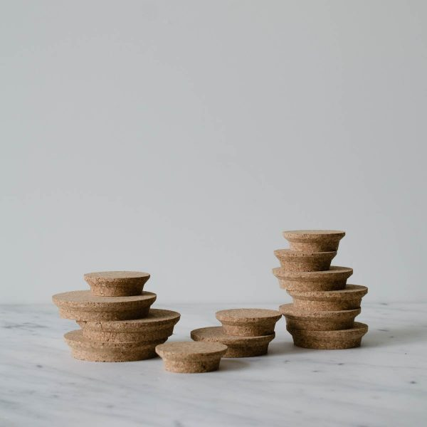cork lids for weck jars