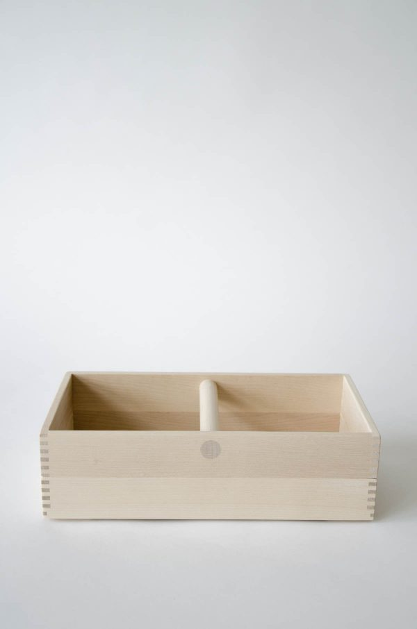 birch utility caddy