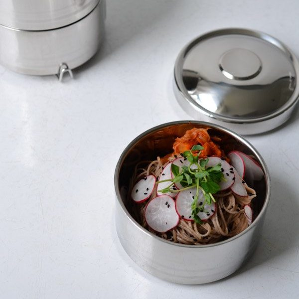 stainless steel tiffin food box