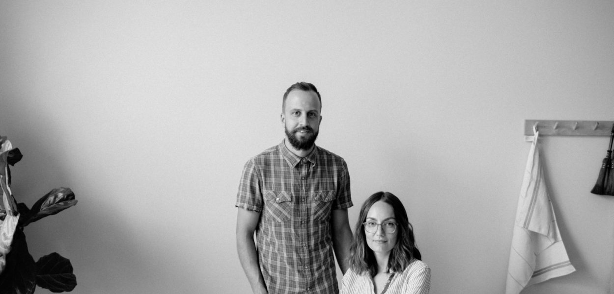 An Interview with Joël & Danielle