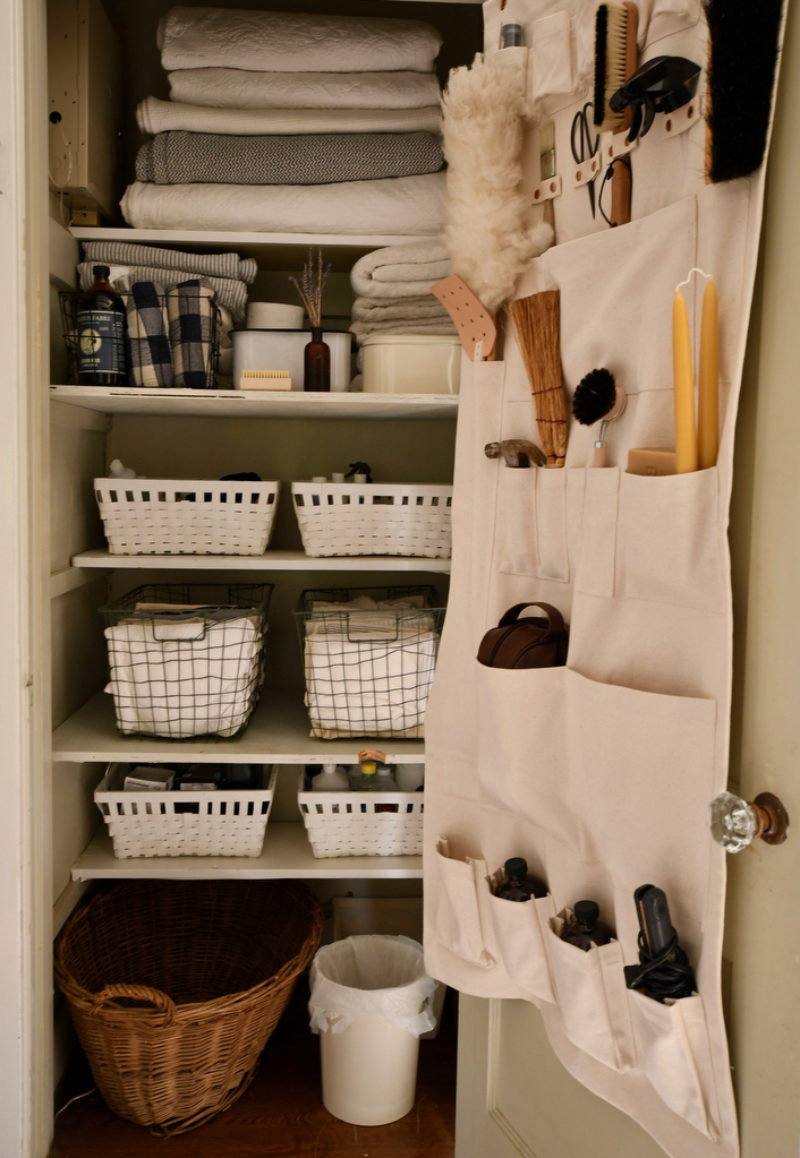 10 Tips To Organize And Beautify Your Linen Closet With