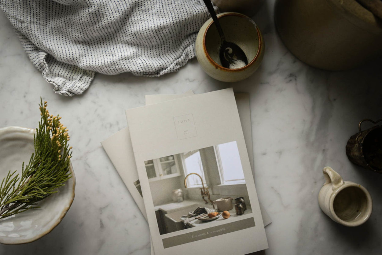 Why We Created a Look Book: Our Love Affair with Print