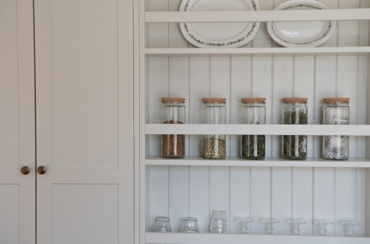 5 simple steps for a pantry makeover with Shira Gill